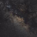 Scorpius Region - wide field,                                Elmiko