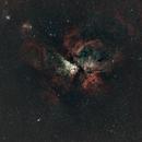 Carina Nebula,                                David Wright