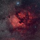 NGC7000,                                matar