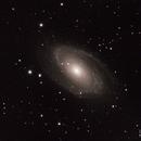 M81 La galaxie de Bode,                                nunux1971