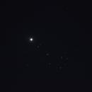Venus + Plejaden,                                norbertbuchta