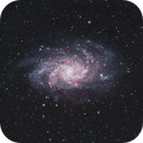 Messier 33 The Triangulum Galaxy,                                Roy Hagen
