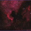 NGC 7000 IC 5070,                                Emiliano Mazzoni