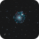 NGC6543 - Cat's Eye Nebula (crop),                                pete_xl