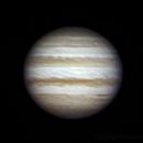 First Jupiter with C8,                                Marcos González Troyas