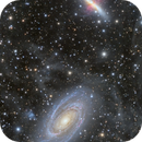 Messier 81 & 82 Crowd Image,                                Morten Balling
