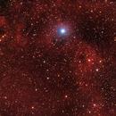 Sh2 118 H-alpha RGB,                                jerryyyyy