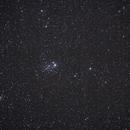 NGC 457,                                Jérôme Miroux