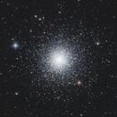 M3 - Globular Cluster in Canes Venatici,                                Victor Van Puyenbroeck