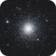 M3 - Globular Cluster in Canes Venatici,                                Victor Van Puyenb...