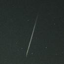 Double meteor in Cepheus,                                Astronominsk