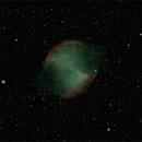 M27 - Dumbbell Nebula,                                Flemming Kristensen