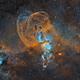 NGC3579 in SHO,                                Ignacio Diaz Bobillo