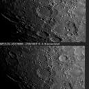Moon 2020-03-05. Tycho, Wilhem & Longomontanus with two telescopes,                                Pedro Garcia