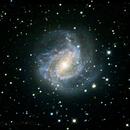 M83 (NGC5236) First attempt at LRGB,                                Eduardo Oliveira