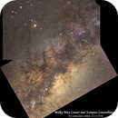 Milky Way Center and Scorpius 40mm,                                Gabriel R. Santos (grsotnas)