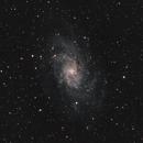 M33 - The Triangulum Nebula,                                Benny Colyn