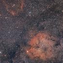 IC1396 and SH2-129,                                Luigi Lombardi