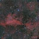 IC 1318a, Cygnus,                                Frank