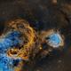 NGC 3324 , GUM 31, NGC 3293 Gem Cluster , Complex in Carina .,                                JAIME FELIPE RAMI...