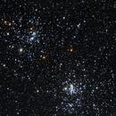 Double Cluster NGC 869 and NGC 884,                                Rudolf Bumm