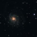 M101,                                JACL-Mono-Hα