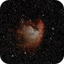 NGC281,                                Jacques CROIZIERS
