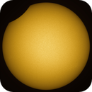 Before the end of the eclipse of the Sun 10.06.2021 - 15:12,                                Sergei Sankov