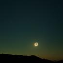 Old Moon in Hyades,                                Nikita Misiura