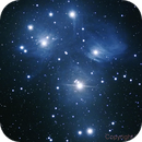Messier 45 - Pleiades (Seven Sisters),                                William Tan