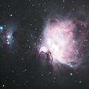 M42 - The Orion Nebula,                                Mikael Karlsson