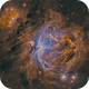 Orion in narrowband,                                RichardBoudreau