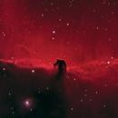 Horsehead Nebula 60Da/C8 RGB, QHY9M/TV85 Ha,                                Tom Peter AKA Astrovetteman