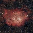 Lagoon Nebula,                                Richard Muhlack
