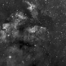 NGC 7822 Ha ,                                Eric COUSTAL ( F5...
