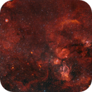 Sh2-170 Small Rosetta-N., Abell85 (CTB1, LBN576), M52, NGC7635 Bubble-N., Sh2-157 Lobster-N., Sh2-161, Sh2-155 Cave-N.,                                Rolf Dietrich