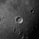 The Moon Copernicus,                                lobtail