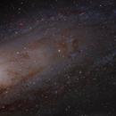M31 Andromeda Galaxy,                                helios