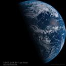 June Solstice 2019 from Japanese satellite Himawari8,                                andrealuna