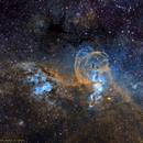 NGC3567 Statue of Liberty Nebula',                                Ian Hynes