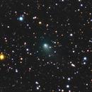 Comet C/2017 T2,                                Josh Van