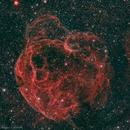 Sh2-240 - Spaghetti Nebula,                                Chief