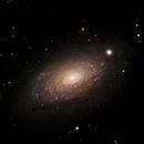 The sunflower galaxy M63,                                Deddy Dayag