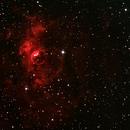 Bubble Nebula,                                Anca Popa