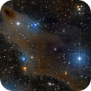 vdb149 - Deep Sky West  (reprocessed),                                Paddy Gilliland