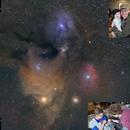 Rho Ophiuchi Complex a Tribute to Dad,                                Brandon Tackett