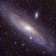 Andromeda Galaxy - M 31,                                Alessandro Carrozzi
