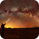 """""""Anybody out there?"""" - Milky Way selfie,                                Rudy Pohl"""