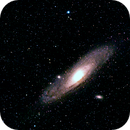 Andromeda first attempt,                                Paulo Silveira