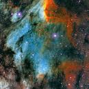 Pelican Nebula,                                Jim Matzger